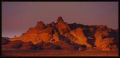 Wüstenmorgen