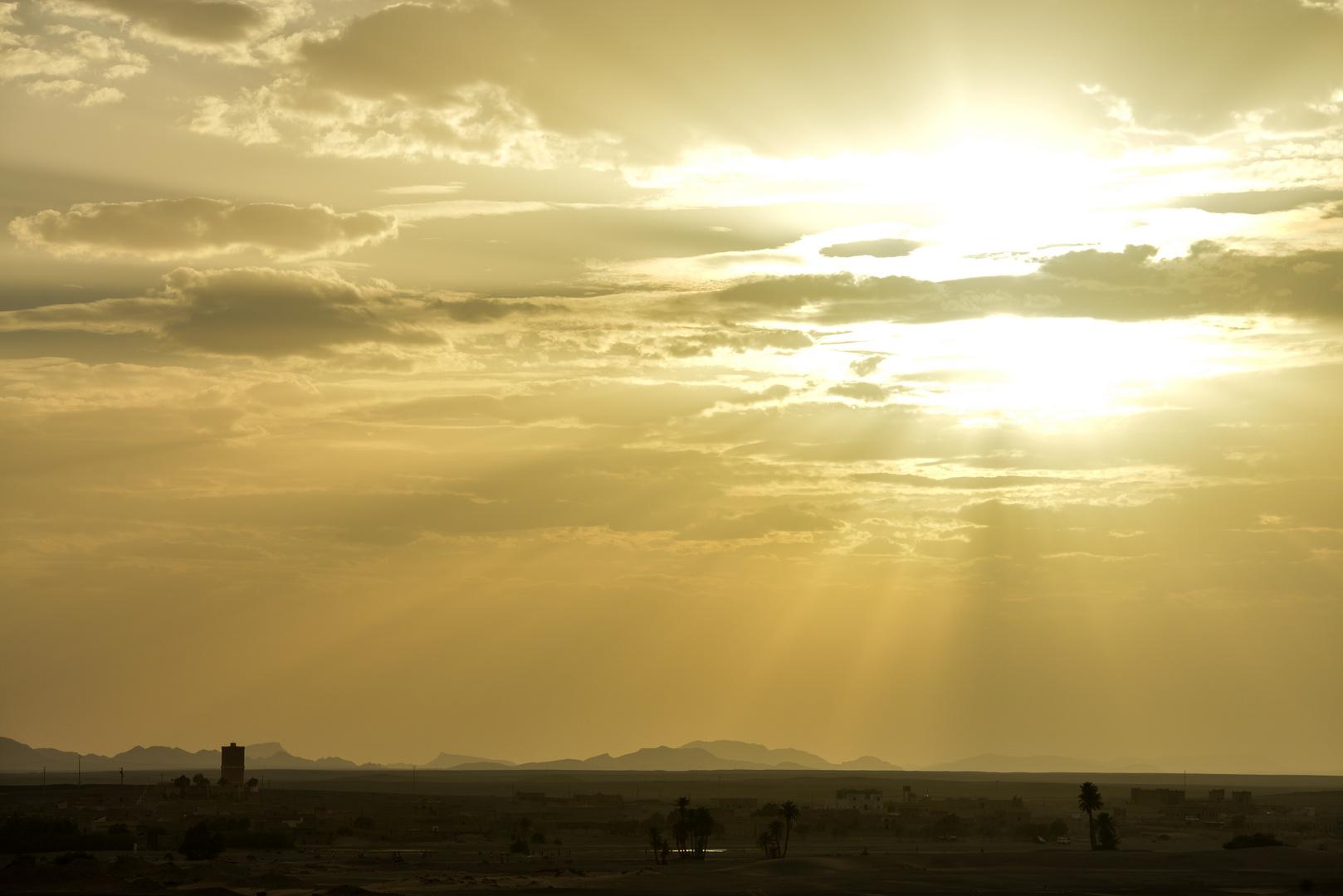 Wüstenrand