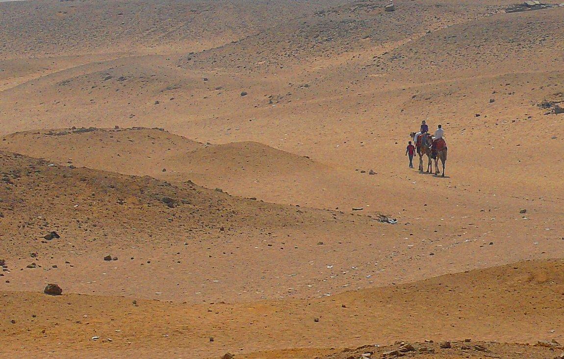 Wüstenritt