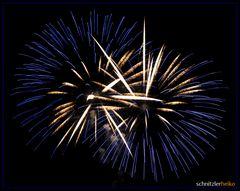 Wuma 2011 - Abschlußfeuerwerk
