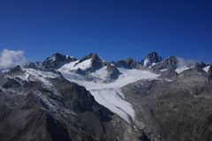 Wunderbare Bergwelt im Goms I
