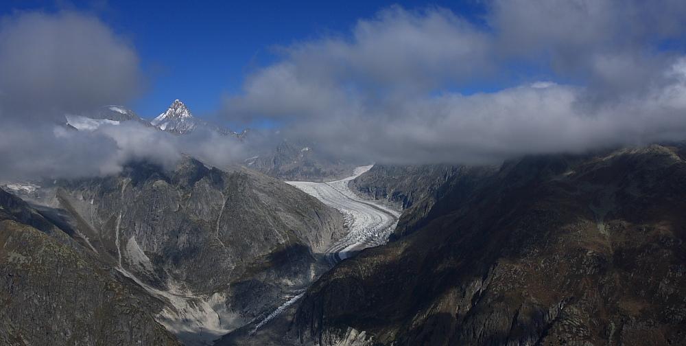 Wunderbare Bergwelt im Goms II