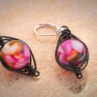 Wunderschöne Wirework Ohrringe