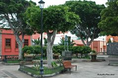 Wunderschöner Park in Garachico