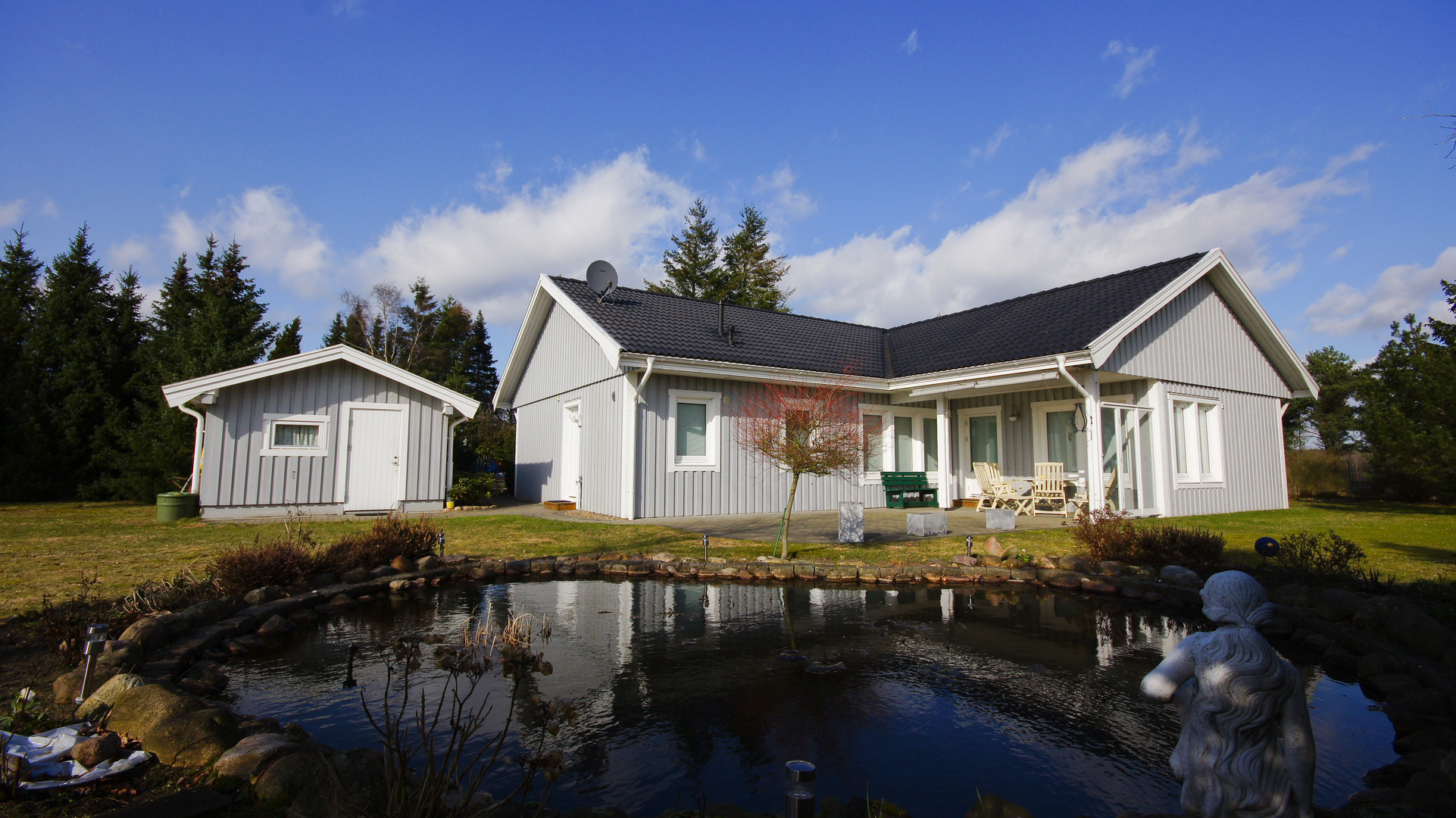 Wunderschönes Sommerhaus