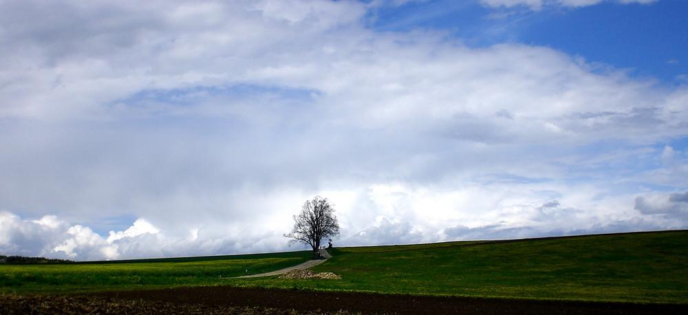 Wundervolle Landschaft