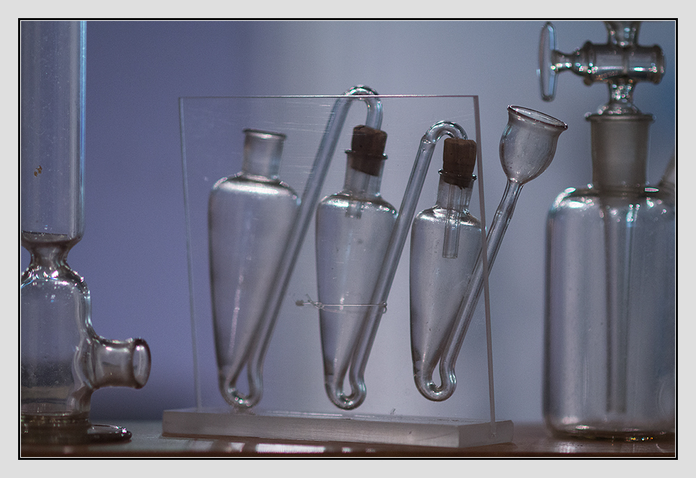 Wunderwerke für die Chemie