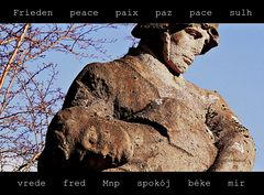 Wunsch nach Frieden