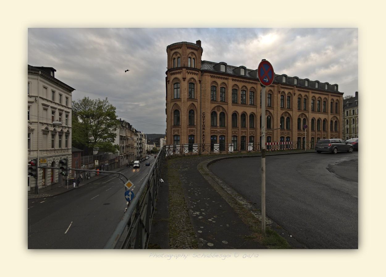 Wuppertal - Gesichter einer Stadt ( 105 )