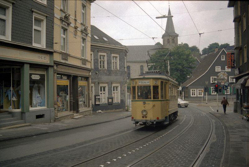Nahverkehr Wuppertal
