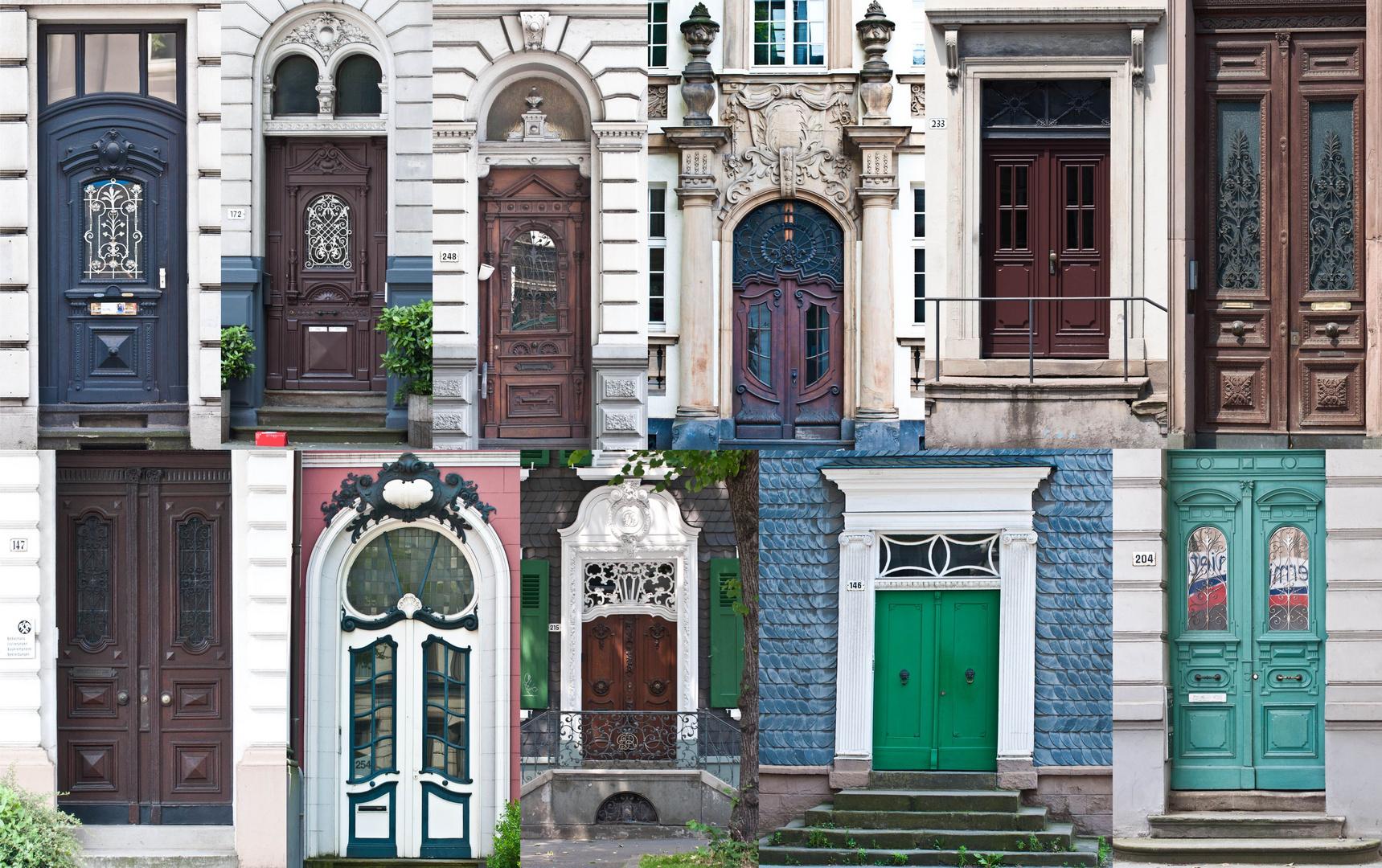 Wuppertaler Türen
