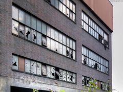 Wurfbude Zollverein