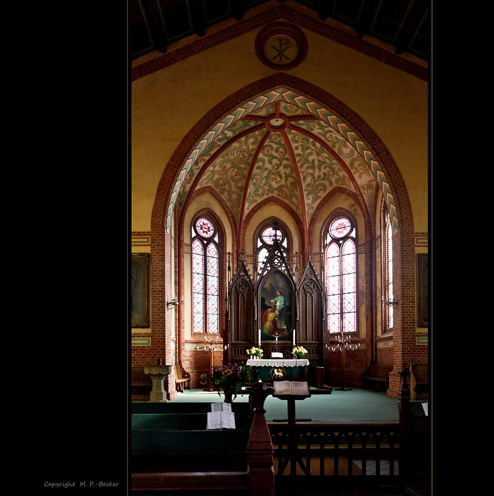 Wustrower Kirche