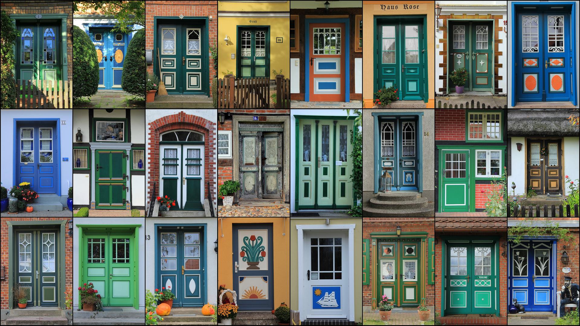 wustrower t ren dar er haust ren ostsee foto bild deutschland europe mecklenburg. Black Bedroom Furniture Sets. Home Design Ideas