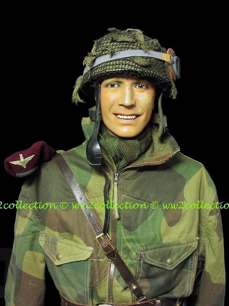 WW2 Denison camouflage Paratrooper jump smock
