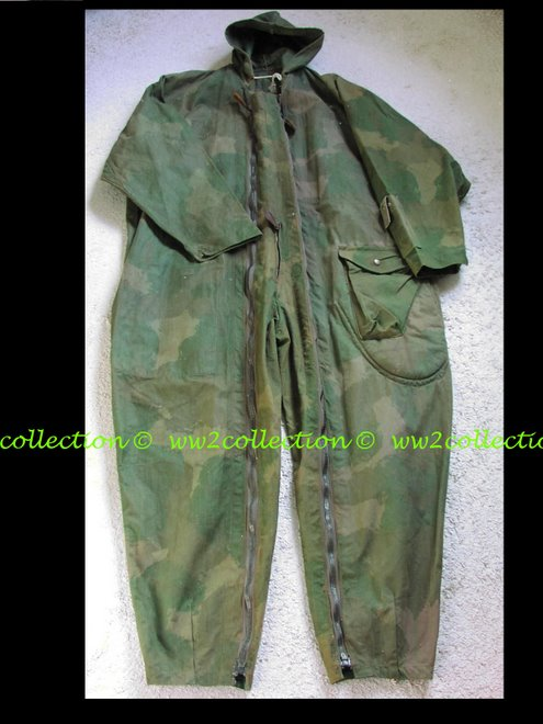 WW2 SOE and OSS Jump Suit for Secret Agents