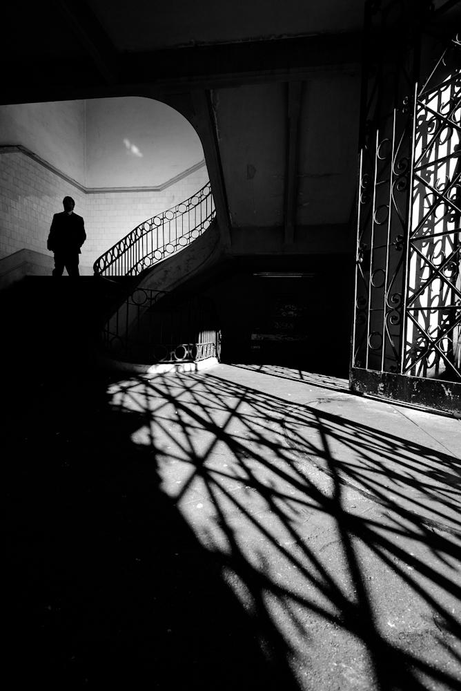 X shadows
