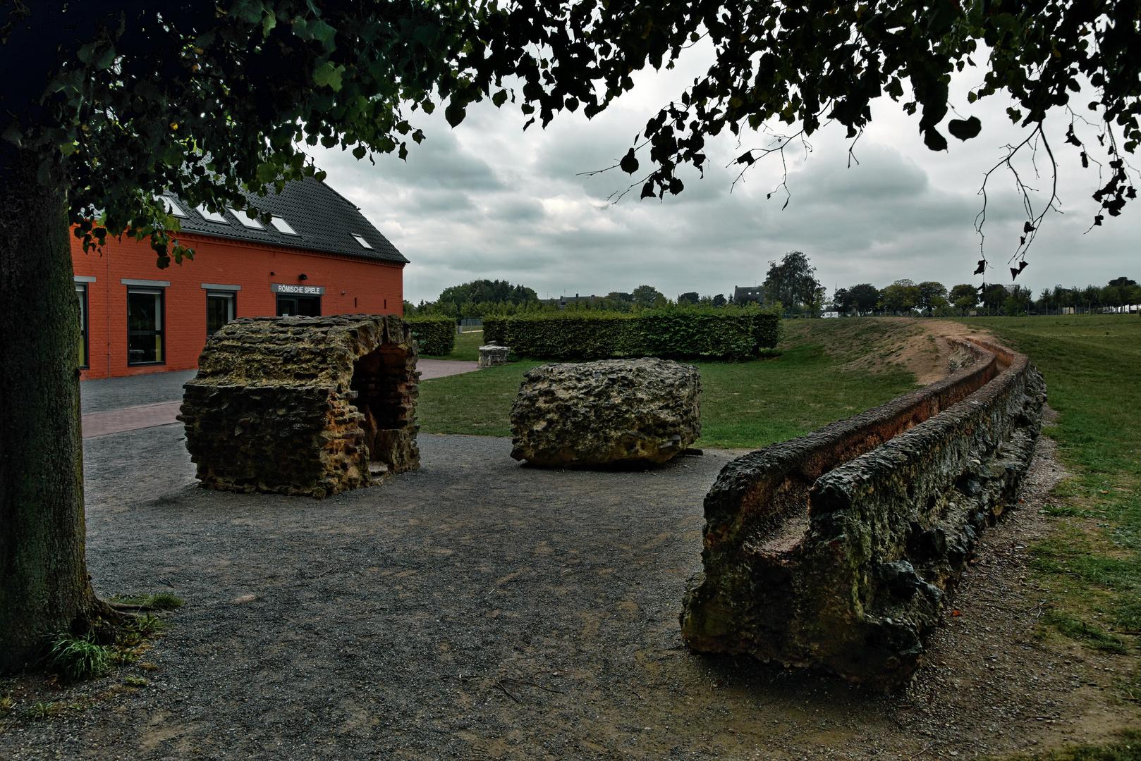 Xanten - Archäologicher Park -