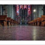 Xanten Dom Orgel ...