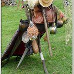 Xanten - Römerfest 2014 - Ausrüstung eines römische Soldaten?