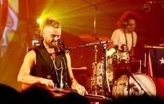 Xavier Rudd and the United Nations 1
