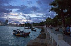 Xiamen in Taifun Saison 1
