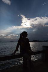 Xiamen in Taifun Saison 2