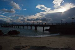 Xiamen in Taifun Saison 4