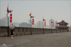 Xi'an - Les Remparts