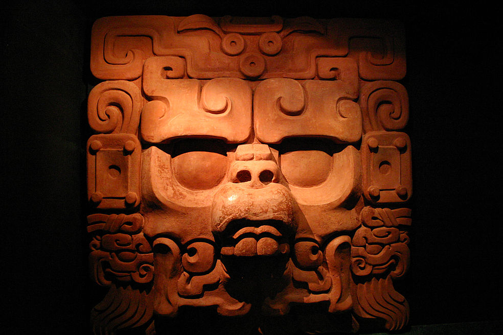 Xibalba - Gott der Unterwelt