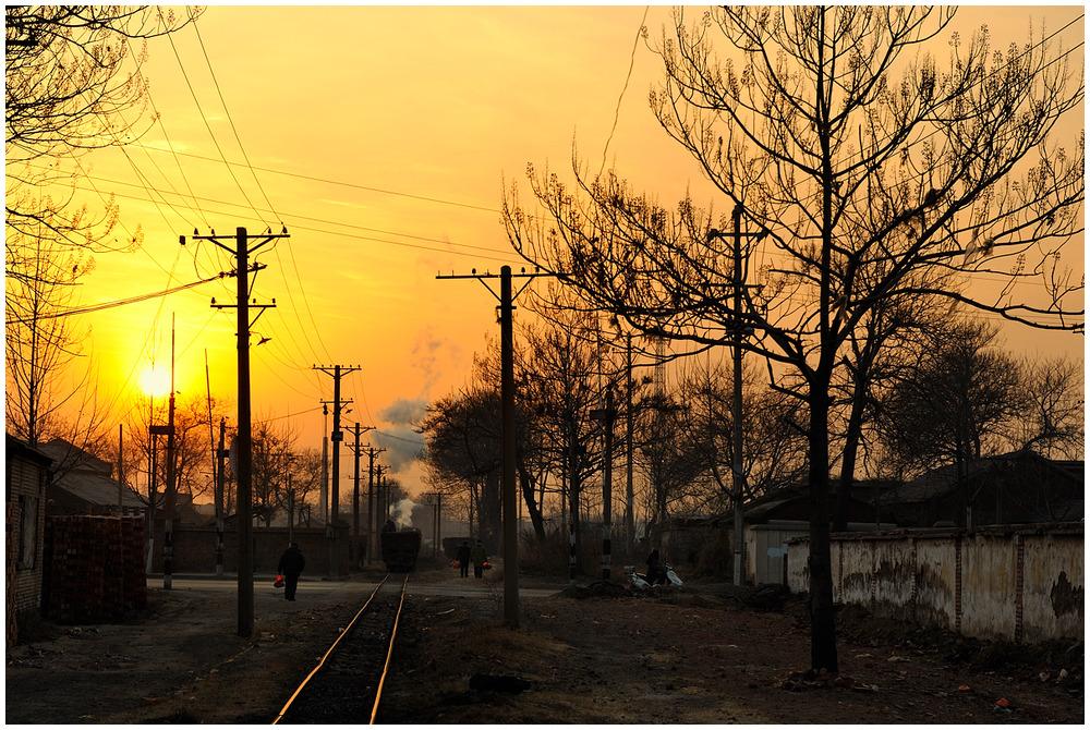 Xingyang - Abschied - 2011