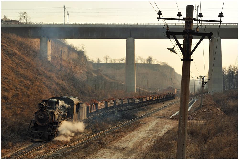 Xingyang - Alt und neu 2011