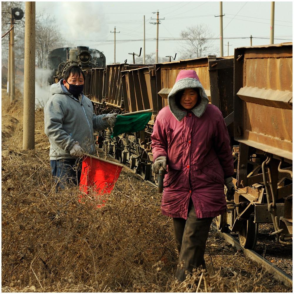 Xingyang - Der Rangierleiter 2011