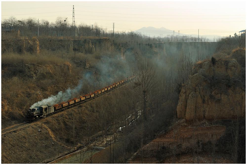 Xingyang - Im Tal II - 2011