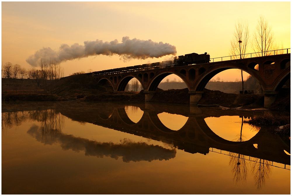 Xingyang - Vor Sonnenaufgang - 2011