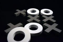 XXO - grau gewinnt - Gleichstand
