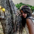 Y nosotros esculpimos nuestros nombres en el árbol...