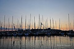 Yachten im Südhafen