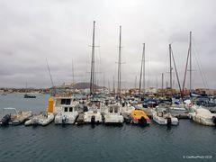 Yachthafen in Corralejo Fuerteventura