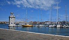 Yachthafen - Insel San Giorgio Maggiore -