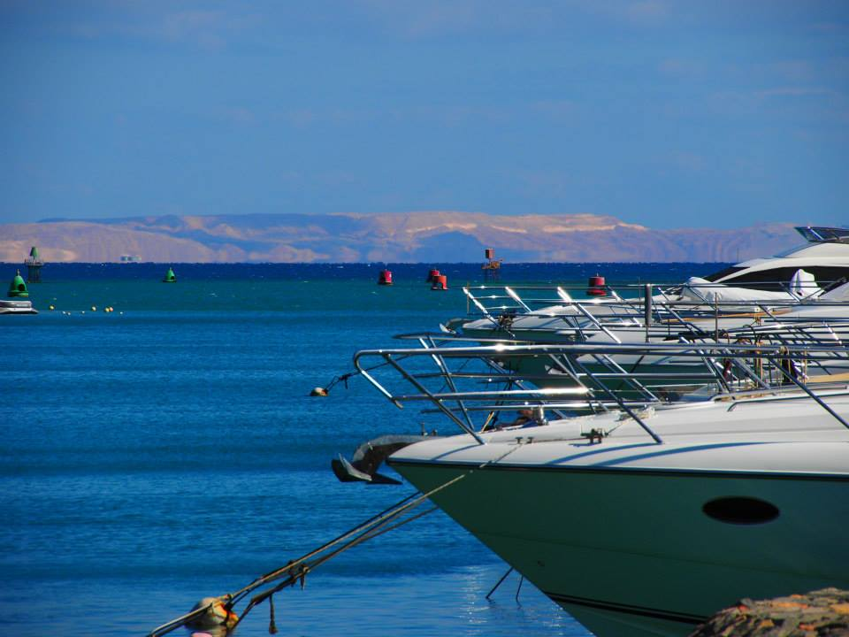 Yachthafen *Marina*, El Gouna, Ägypten