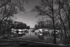 Yachthafen - Mondorf am Rhein