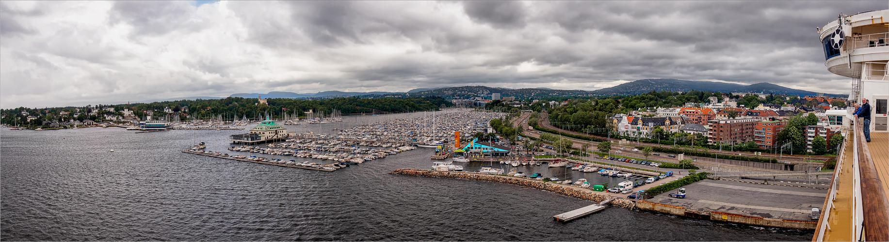 Yachthafen Oslo