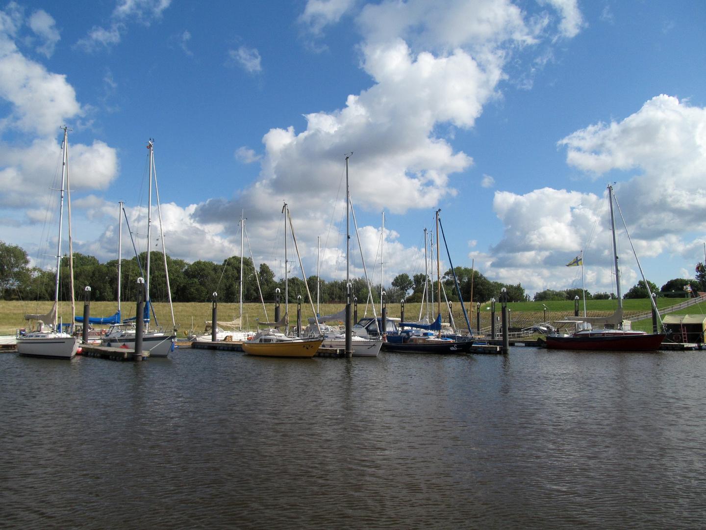 Yachthafen Otterndorf