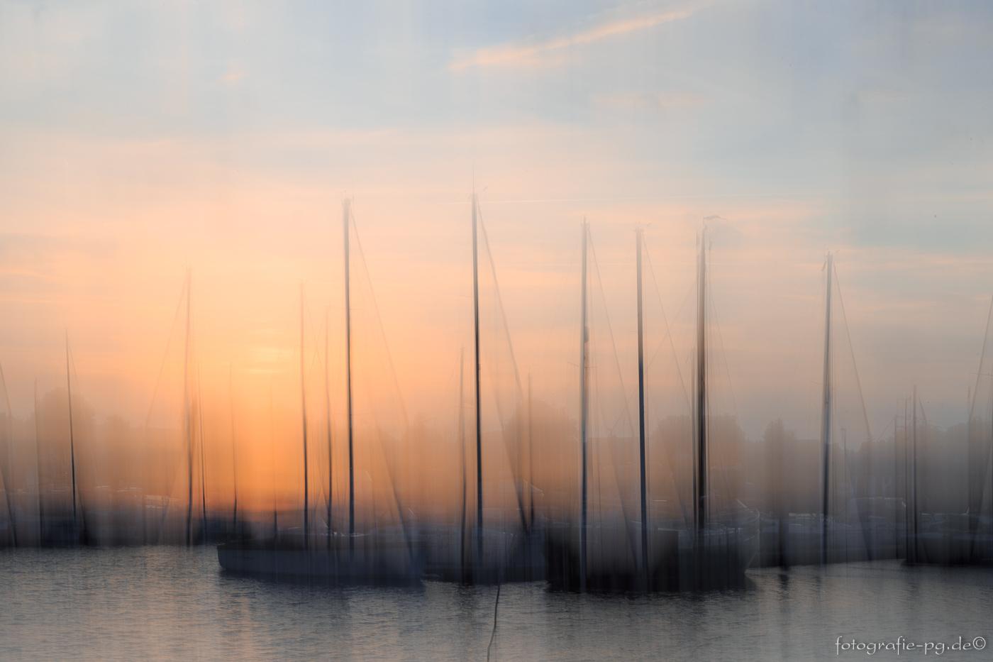 ... Yachthafen-Romantik ...