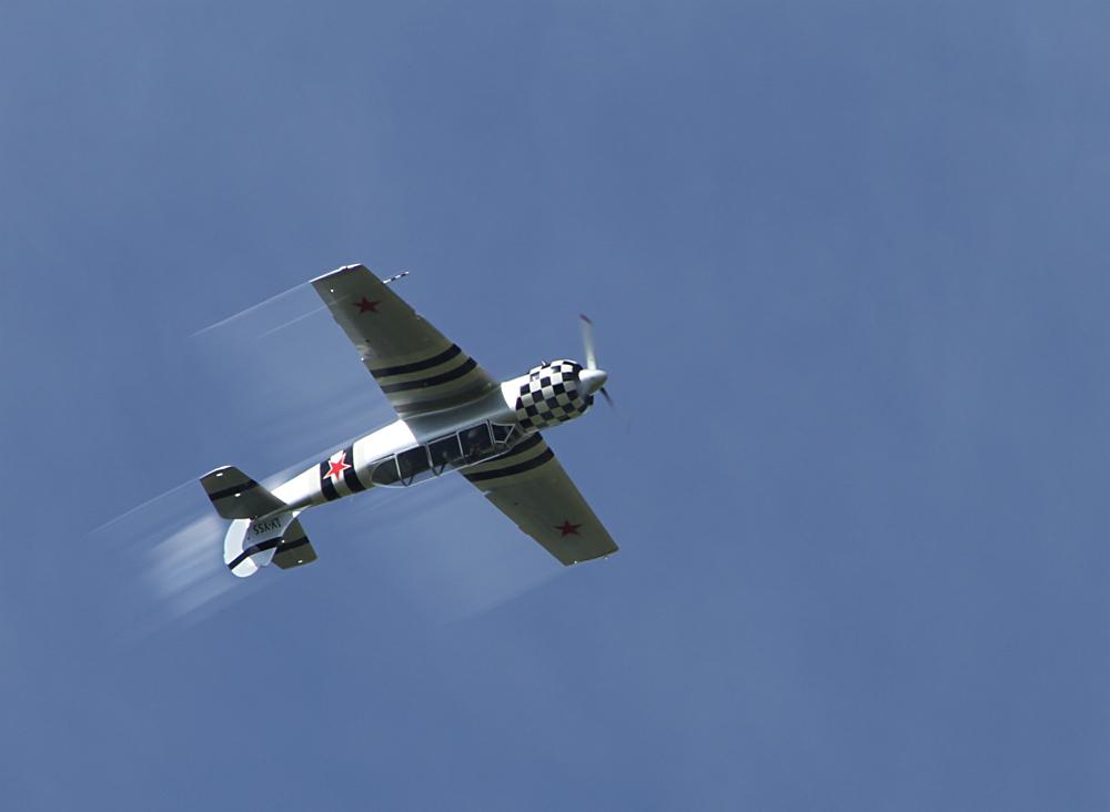 Yak - 52 TD