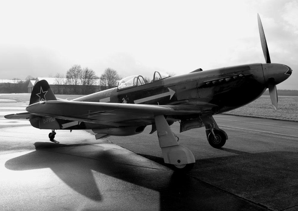 Yakovlev Yak-3 D-FYGJ