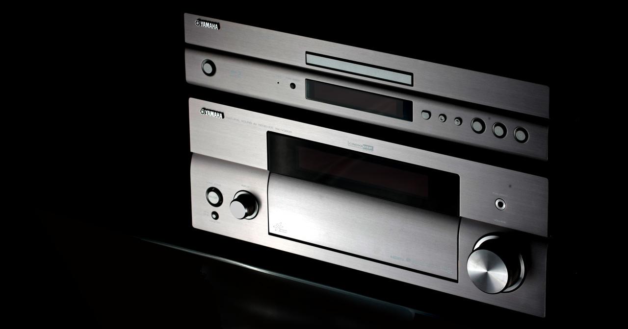 Yamaha AV-Receiver