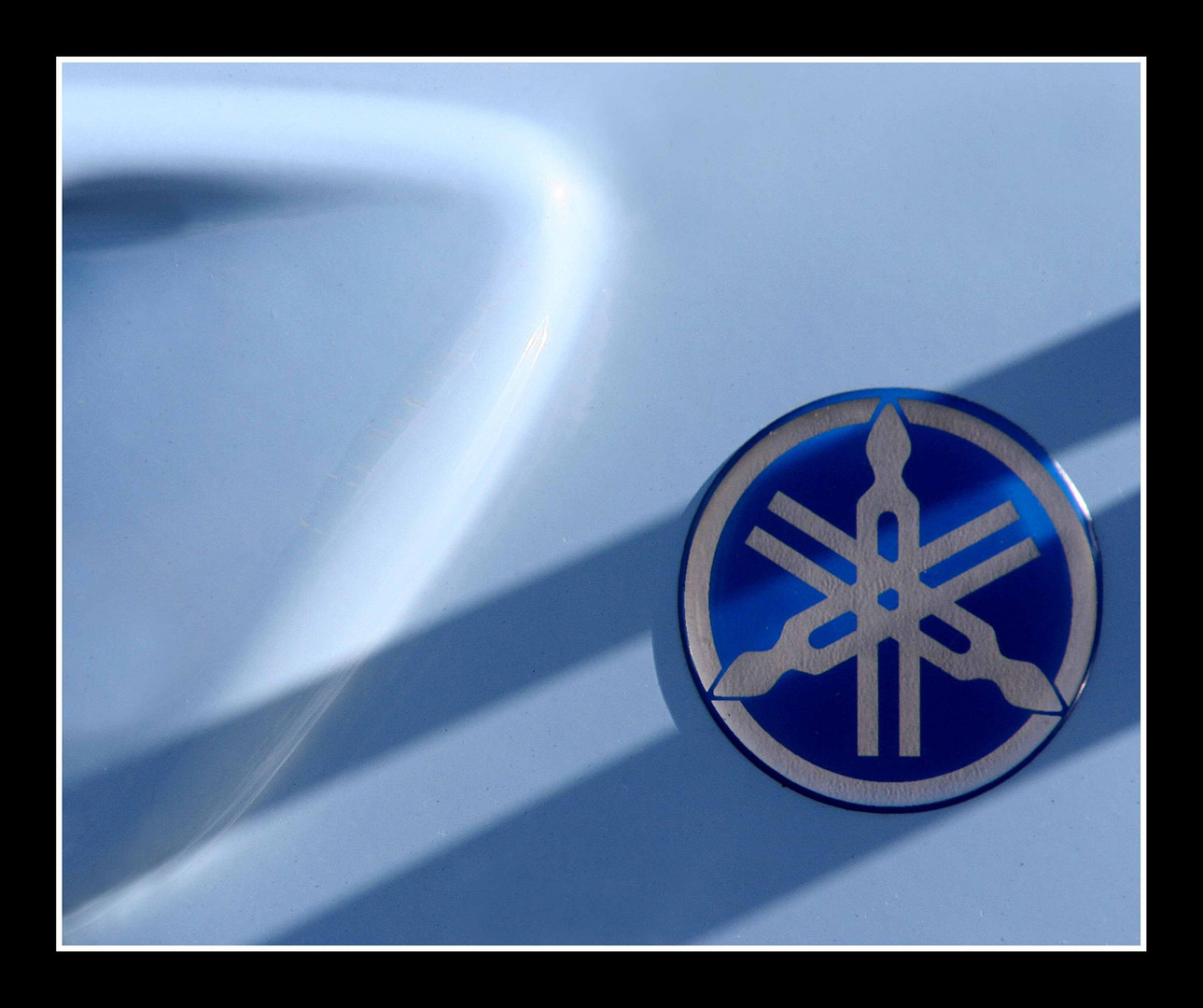 Yamaha on Fibreglass.