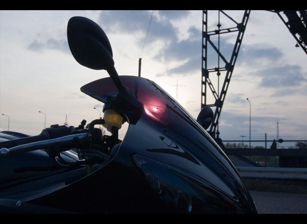 Yamaha R6 unterwegs - Teil 1